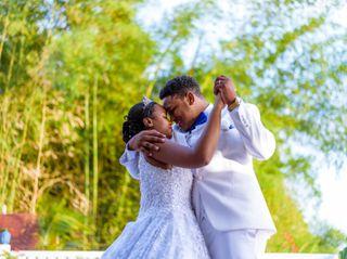 Le mariage de Joselia et Nathan