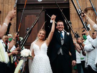 Le mariage de Melissa et Hugo