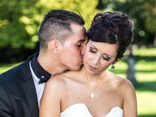 Le mariage de Priscillia et Anthony