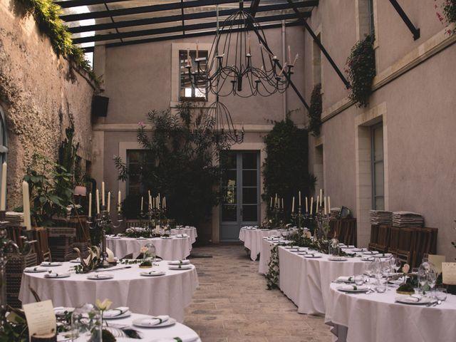 Le mariage de Jean et Cécile à Vouvray, Indre-et-Loire 1