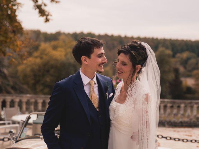 Le mariage de Jean et Cécile à Vouvray, Indre-et-Loire 6