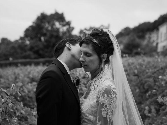 Le mariage de Cécile et Jean