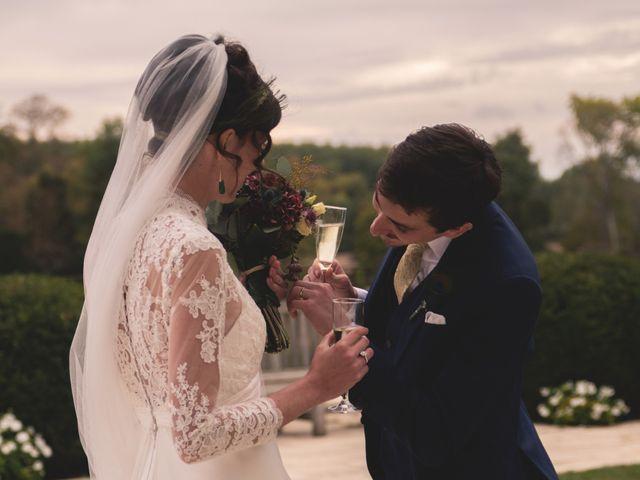 Le mariage de Jean et Cécile à Vouvray, Indre-et-Loire 14