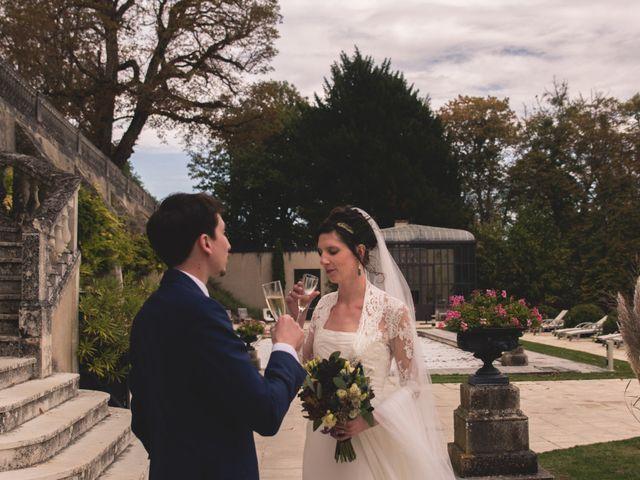 Le mariage de Jean et Cécile à Vouvray, Indre-et-Loire 15