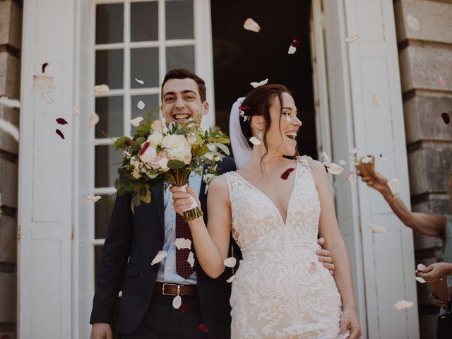 Le mariage de Olivia et Philippe