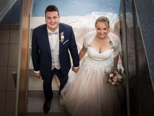 Le mariage de Baptiste et Joanna à Saint-Laurent-Nouan, Loir-et-Cher 6