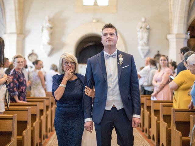 Le mariage de Baptiste et Joanna à Saint-Laurent-Nouan, Loir-et-Cher 7