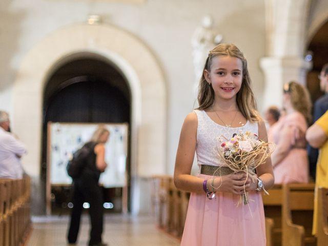 Le mariage de Baptiste et Joanna à Saint-Laurent-Nouan, Loir-et-Cher 9