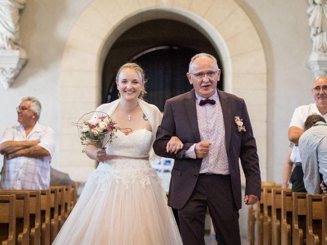 Le mariage de Baptiste et Joanna à Saint-Laurent-Nouan, Loir-et-Cher 11
