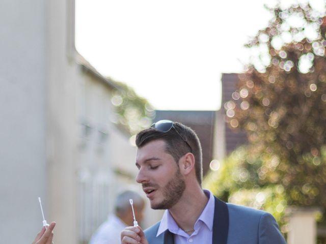 Le mariage de Baptiste et Joanna à Saint-Laurent-Nouan, Loir-et-Cher 15