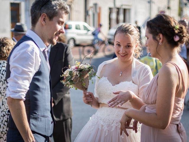 Le mariage de Baptiste et Joanna à Saint-Laurent-Nouan, Loir-et-Cher 17