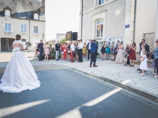 Le mariage de Baptiste et Joanna à Saint-Laurent-Nouan, Loir-et-Cher 23