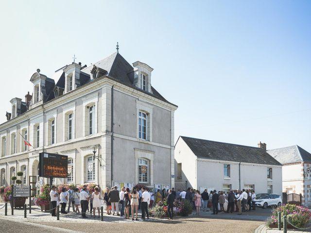 Le mariage de Baptiste et Joanna à Saint-Laurent-Nouan, Loir-et-Cher 26