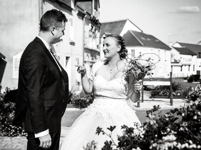 Le mariage de Baptiste et Joanna à Saint-Laurent-Nouan, Loir-et-Cher 27