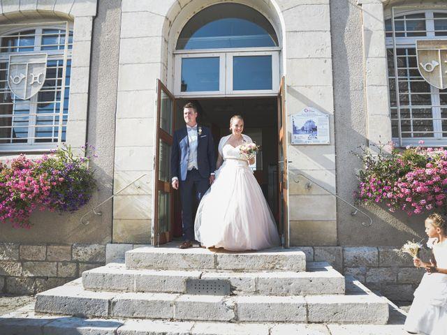 Le mariage de Baptiste et Joanna à Saint-Laurent-Nouan, Loir-et-Cher 31