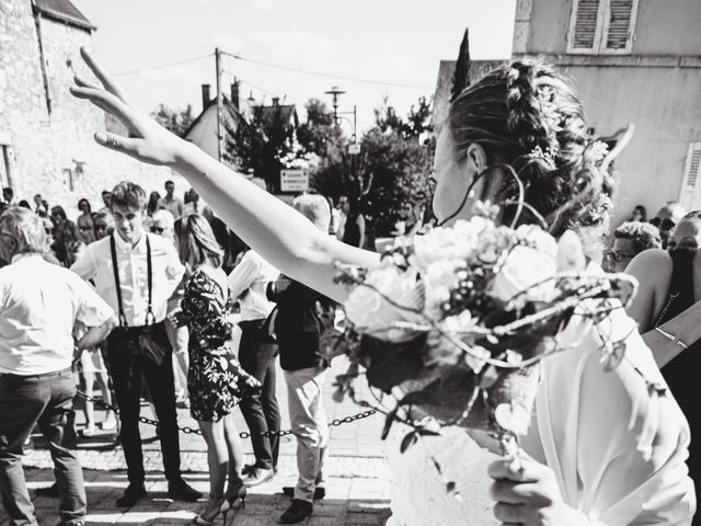 Le mariage de Baptiste et Joanna à Saint-Laurent-Nouan, Loir-et-Cher 33
