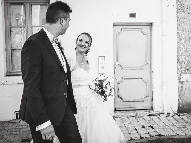Le mariage de Baptiste et Joanna à Saint-Laurent-Nouan, Loir-et-Cher 34