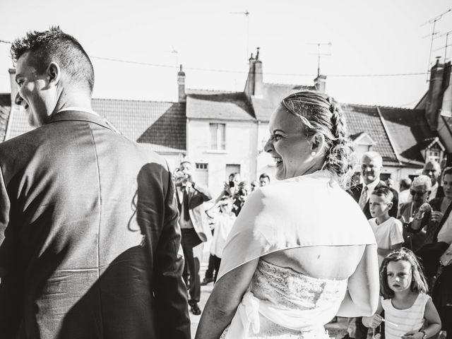 Le mariage de Baptiste et Joanna à Saint-Laurent-Nouan, Loir-et-Cher 45