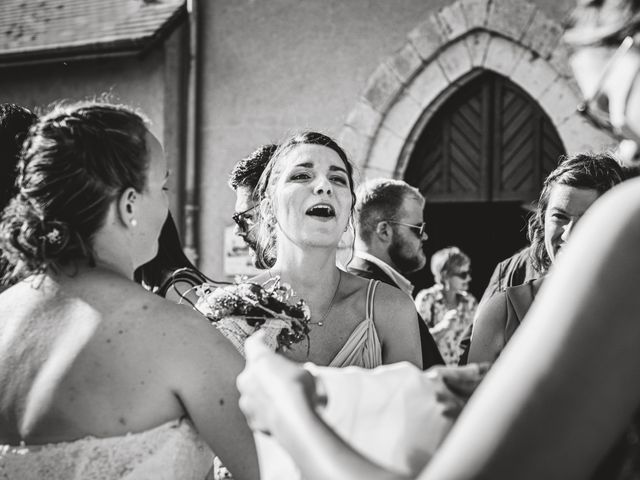 Le mariage de Baptiste et Joanna à Saint-Laurent-Nouan, Loir-et-Cher 47