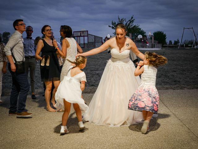 Le mariage de Baptiste et Joanna à Saint-Laurent-Nouan, Loir-et-Cher 51