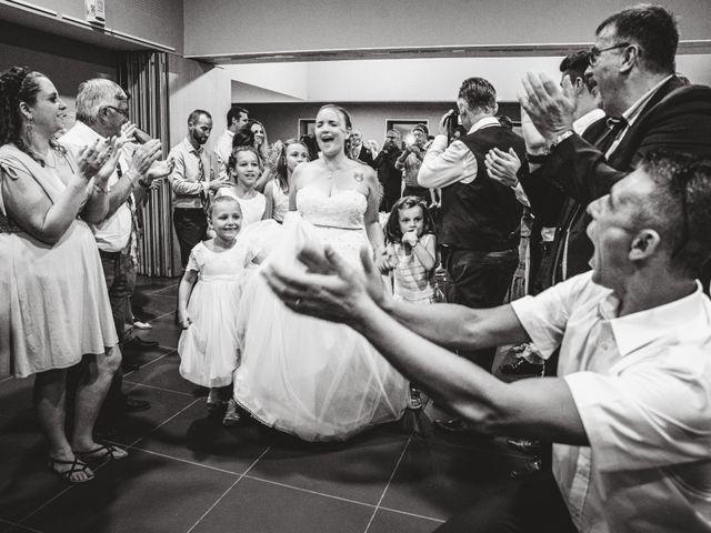 Le mariage de Baptiste et Joanna à Saint-Laurent-Nouan, Loir-et-Cher 55