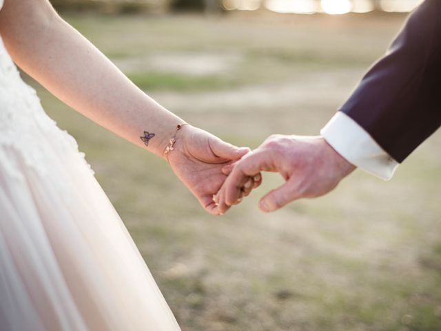 Le mariage de Baptiste et Joanna à Saint-Laurent-Nouan, Loir-et-Cher 65