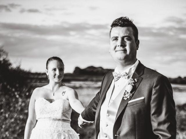 Le mariage de Baptiste et Joanna à Saint-Laurent-Nouan, Loir-et-Cher 2