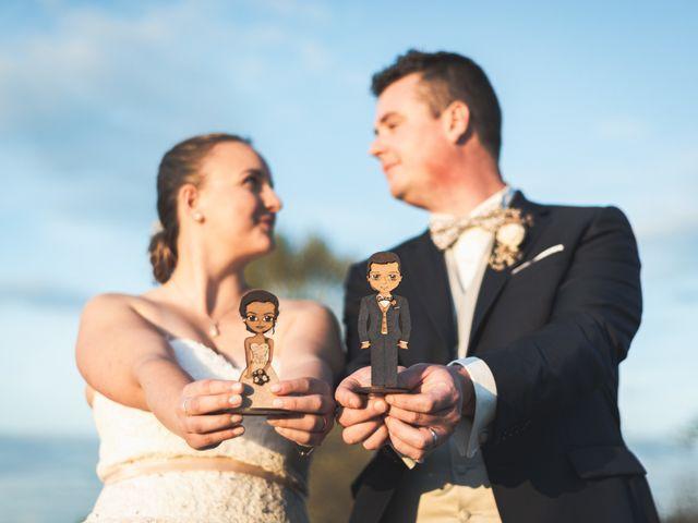 Le mariage de Baptiste et Joanna à Saint-Laurent-Nouan, Loir-et-Cher 66