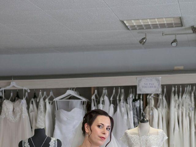 Le mariage de Stéphane et Nadège à Hengwiller, Bas Rhin 13