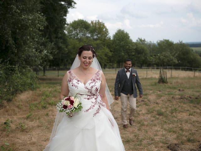 Le mariage de Stéphane et Nadège à Hengwiller, Bas Rhin 17