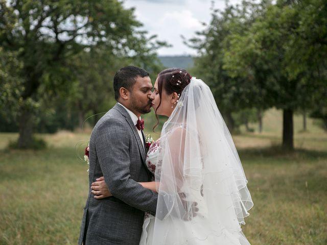 Le mariage de Stéphane et Nadège à Hengwiller, Bas Rhin 18