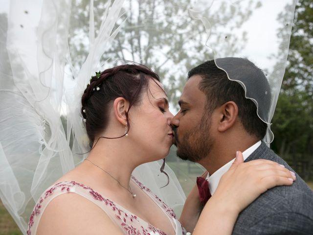 Le mariage de Stéphane et Nadège à Hengwiller, Bas Rhin 24