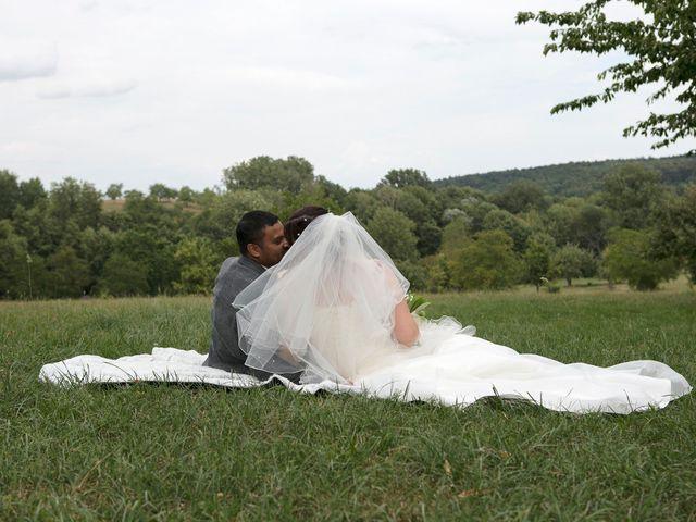 Le mariage de Stéphane et Nadège à Hengwiller, Bas Rhin 25