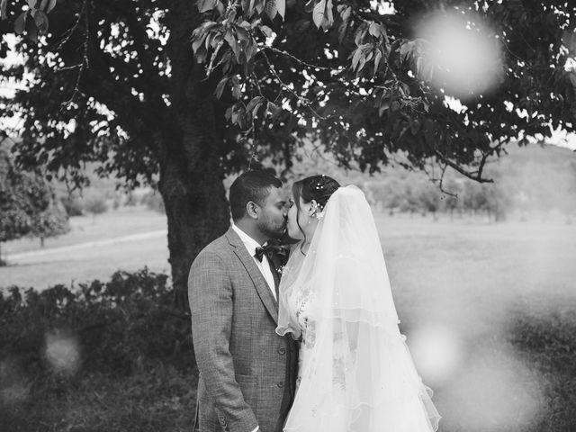 Le mariage de Stéphane et Nadège à Hengwiller, Bas Rhin 28