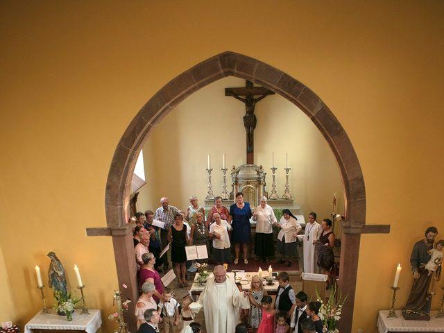 Le mariage de Stéphane et Nadège à Hengwiller, Bas Rhin 42