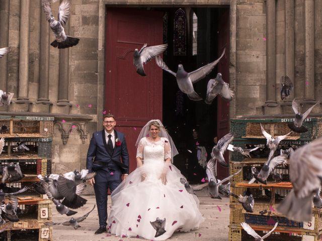 Le mariage de Clément et Annaëlle à Soissons, Aisne 15