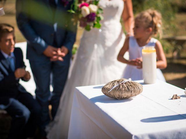 Le mariage de Christophe et Anne Lise à Coufouleux, Tarn 19