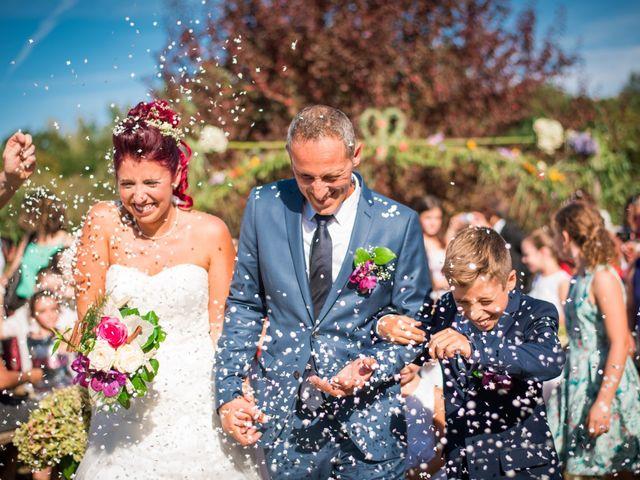 Le mariage de Christophe et Anne Lise à Coufouleux, Tarn 20