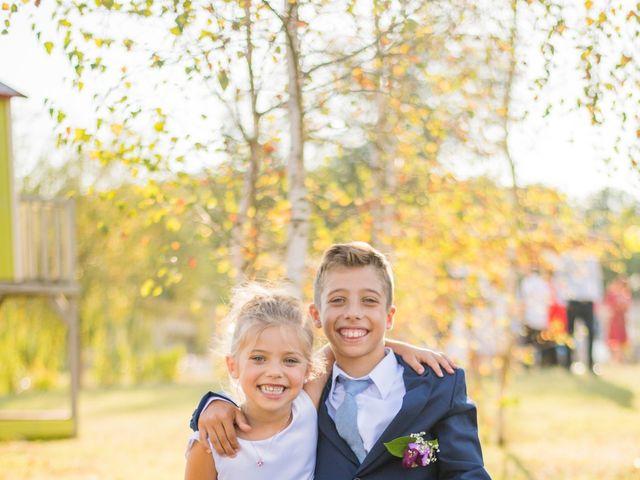 Le mariage de Christophe et Anne Lise à Coufouleux, Tarn 21