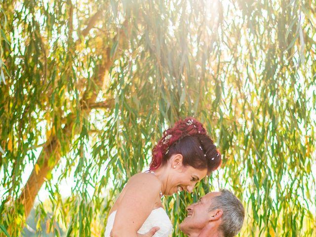 Le mariage de Christophe et Anne Lise à Coufouleux, Tarn 23