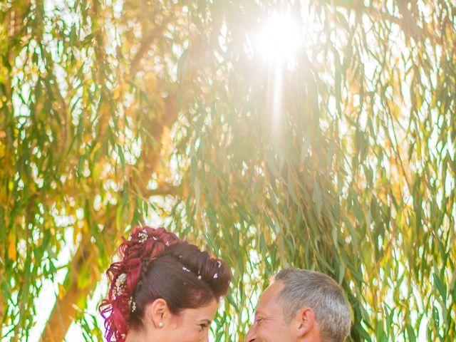 Le mariage de Christophe et Anne Lise à Coufouleux, Tarn 24