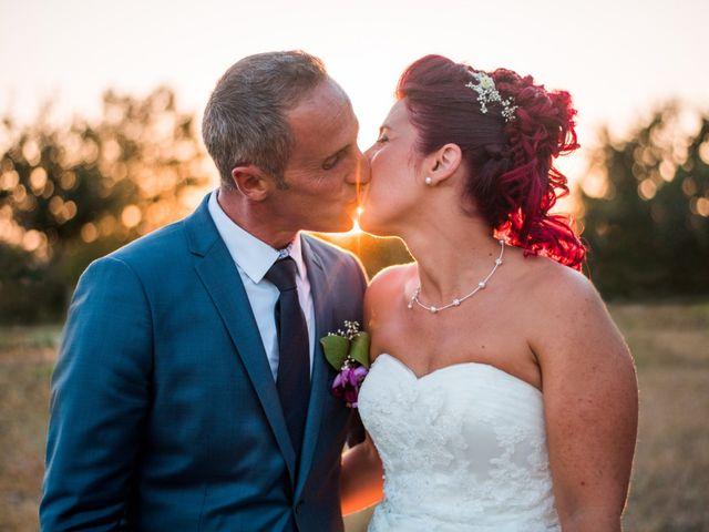 Le mariage de Christophe et Anne Lise à Coufouleux, Tarn 2