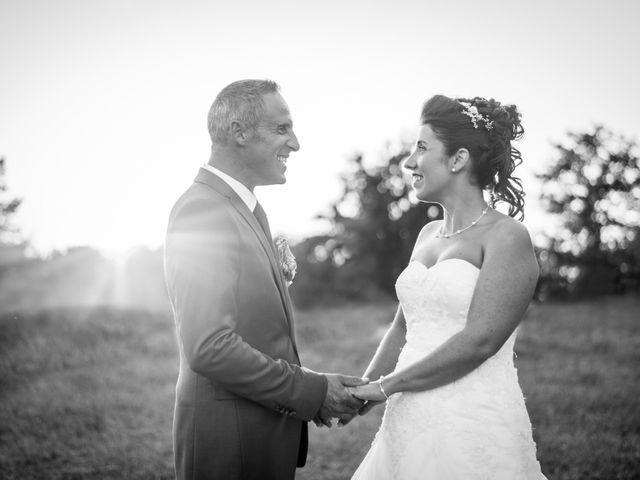 Le mariage de Christophe et Anne Lise à Coufouleux, Tarn 32