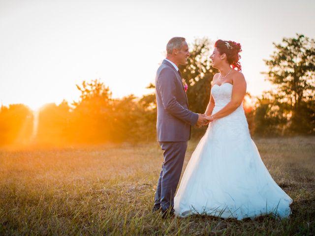 Le mariage de Christophe et Anne Lise à Coufouleux, Tarn 33