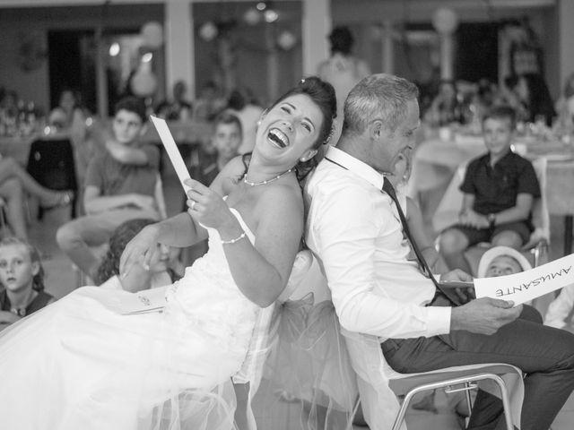 Le mariage de Christophe et Anne Lise à Coufouleux, Tarn 35