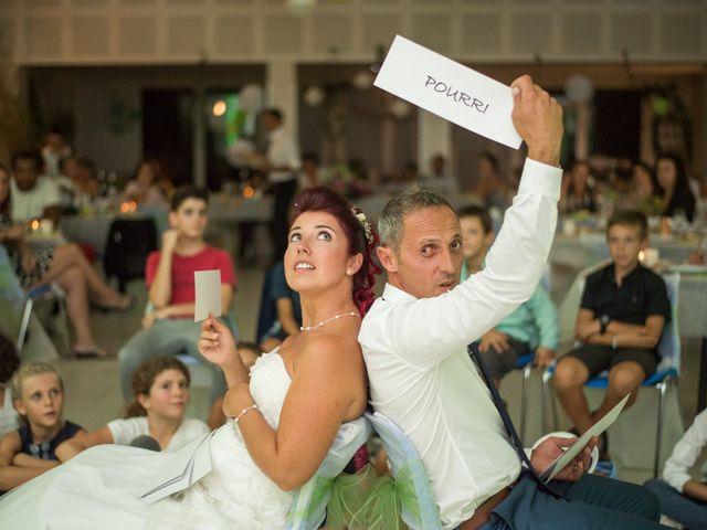 Le mariage de Christophe et Anne Lise à Coufouleux, Tarn 36