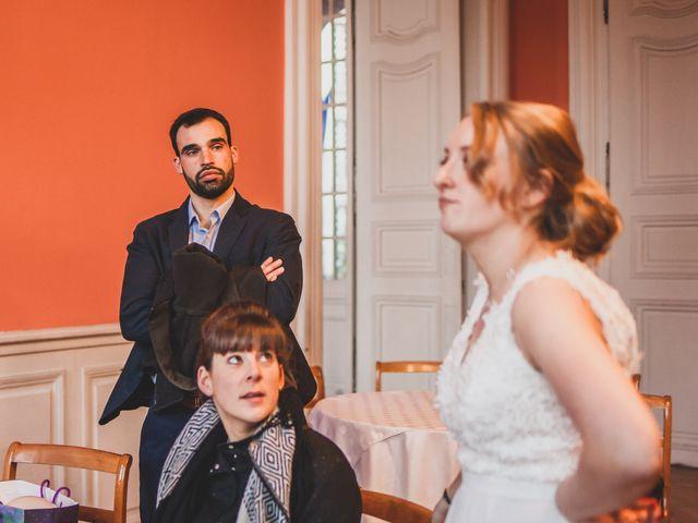 Le mariage de Franck et Aurore à Strasbourg, Bas Rhin 10