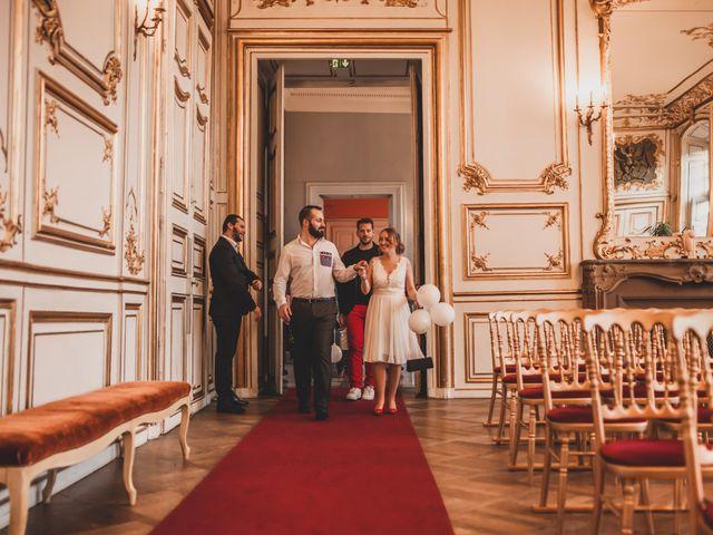 Le mariage de Franck et Aurore à Strasbourg, Bas Rhin 15