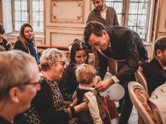 Le mariage de Franck et Aurore à Strasbourg, Bas Rhin 17