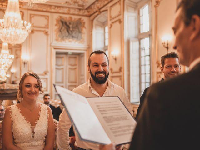 Le mariage de Franck et Aurore à Strasbourg, Bas Rhin 21